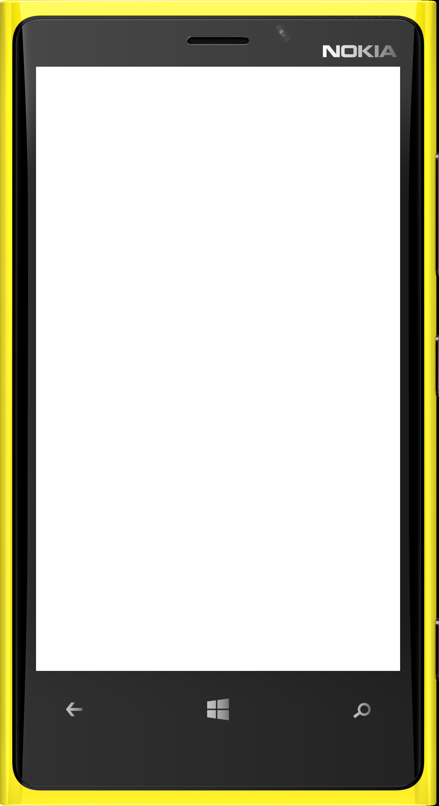 Customizing the windows phone 8 1 project my screen app for Window design png